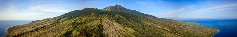 Sangean Volcano Island