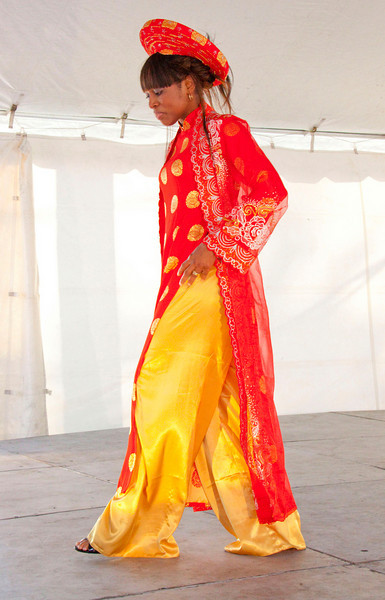 Fashion Show at Asian Festival Cleveland 2010