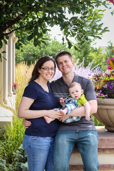 Brendan, Wendy & Lawren