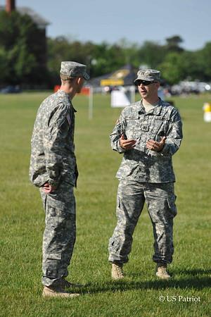 Baltimore Battalion Mega Future Soldier Event, 19 MAY 12