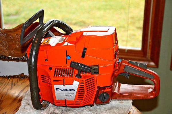 Husqvarna 395XP Rebuild