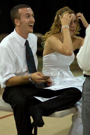 Joel and Adrianna Kelly