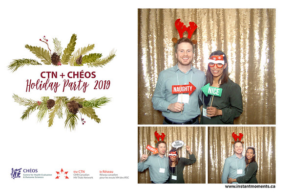 CTN + CHEOS Holiday Party