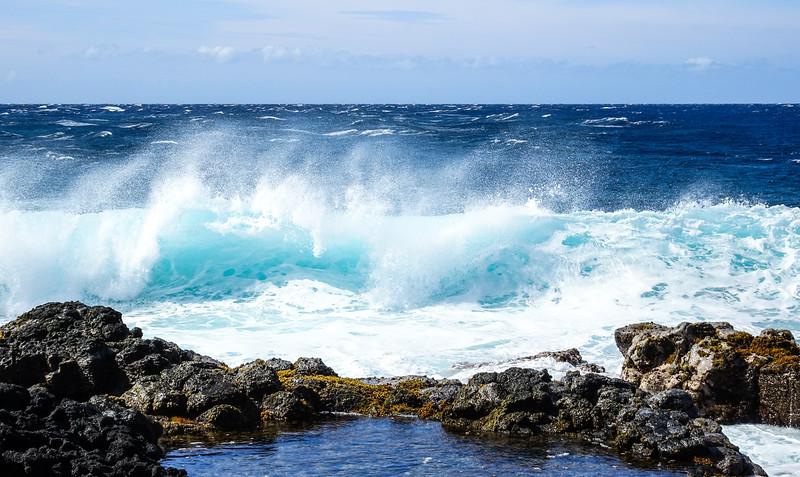 Waves at Ka Lae I