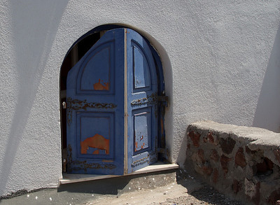 Cruise-Santorini
