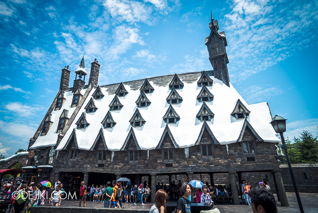 Universal Studios Japan - The Wizarding World of Harry Potter - Owl Post/ Owlery