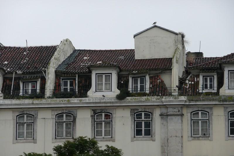 Pictoresque Attics. Baixa, Lisbon