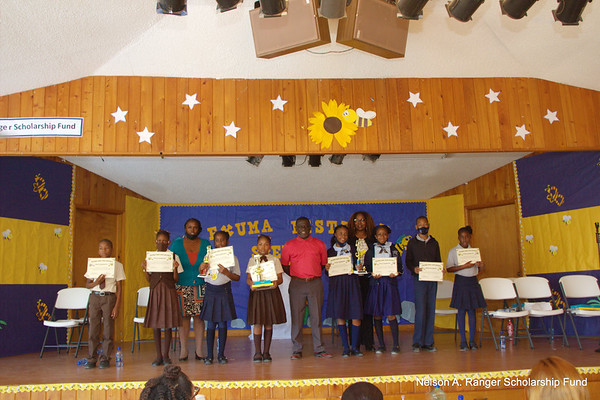 Spelling Bee 2021. Exuma, Bahamas.