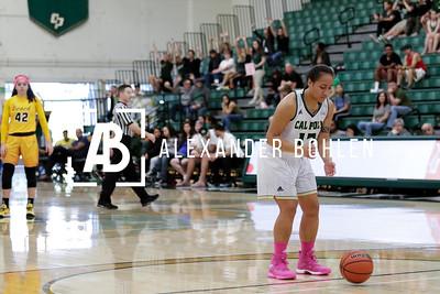 2018 Cal Poly WBB vs LBSU