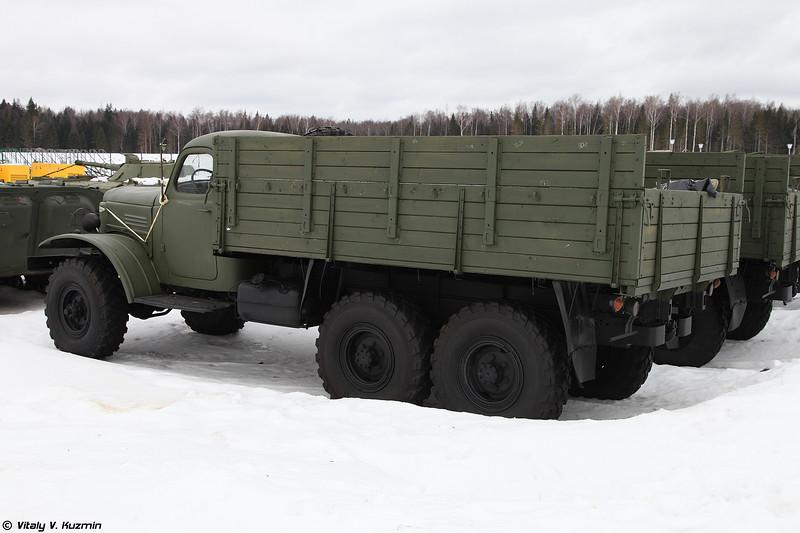 ЗИЛ-157 (ZIL-157)