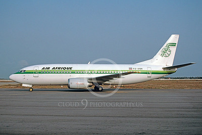 Air Afrique Airline Boeing 737 Airliner Pictures
