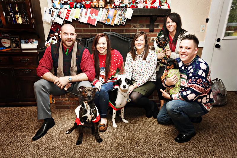 Nicholson Holiday Family Portraits