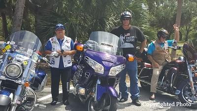 18-06-24 Memorial Ride for Peggy Sue Palikoa