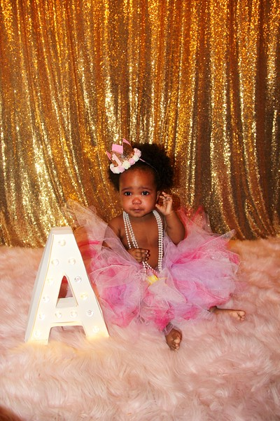 Averi First Photo Shoot