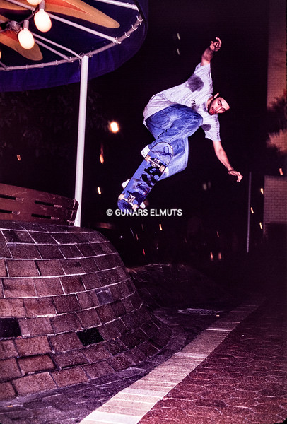 Ryan Hickey 1995