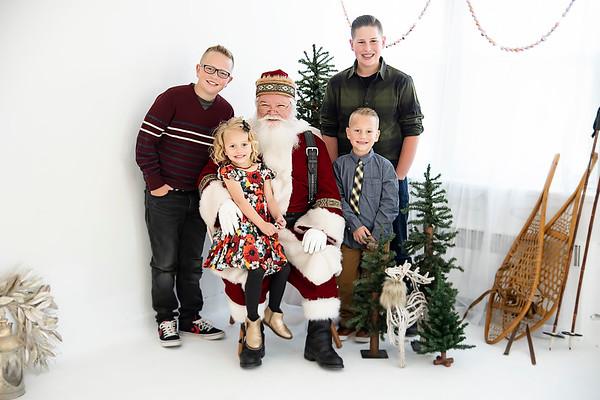 Povey Family - 2018