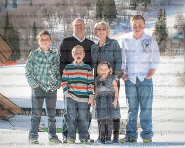 Turner Family Snowbasin