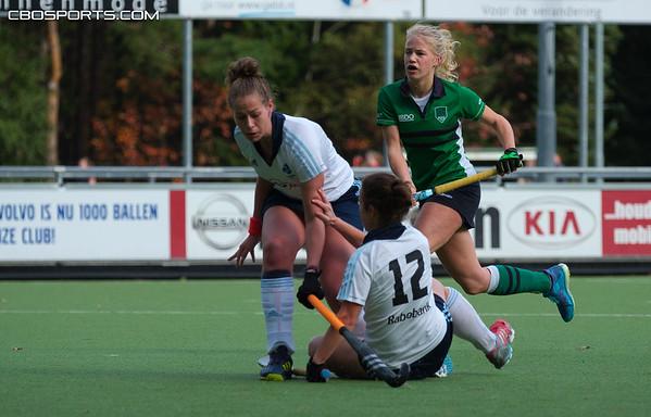 2017-10-29: HC Tilburg D2 - Push D2