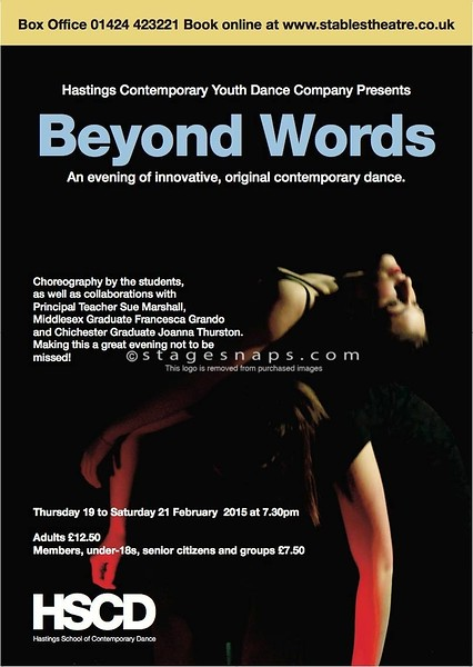 Beyond Words 2015