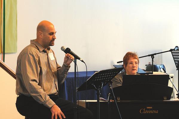 November 23, 2008 Worship Service