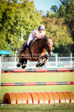 Bundaberg Equestrian Expo Showjumping