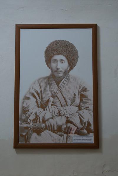 A khan of Khiva