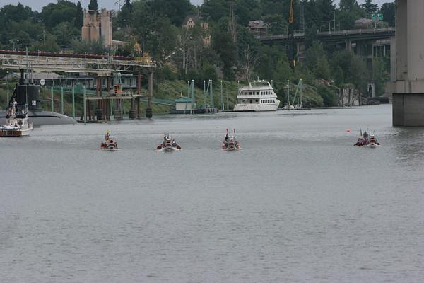 Dragon Boat Races 6/07/2009