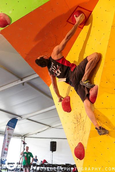 2015 National Boulder Titles Saturday
