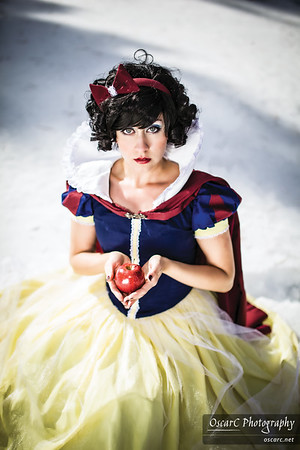 Snow White (Carladawn) from Disney