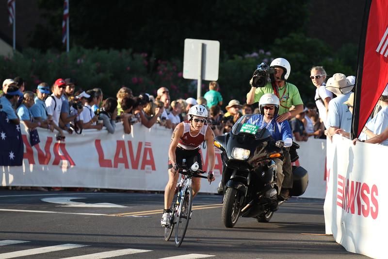 Rachel Joyce - Finished 5th.