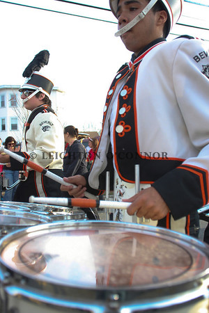 Nov 20, 2011 - BHS Marching Band in Haverhill VFW Santa Parade