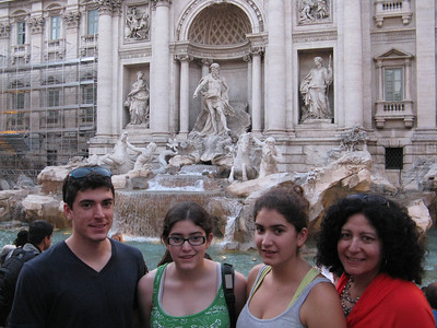 Rome Day 1
