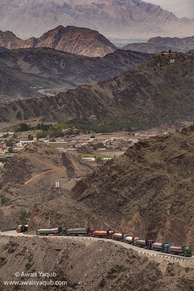 Silk Route, Pakistan Afghanistan border Torkhum Pakistan.