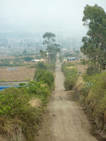 Inca road