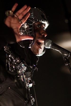 2010.09.22 : Rowdy Superstar live at Hoxto Square Bar