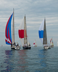 Bell's Beer Bayview Mackinac Race, 2011, Grosse Pointe Boats