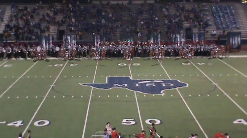 HOCO Halftime Sept. 26 Video