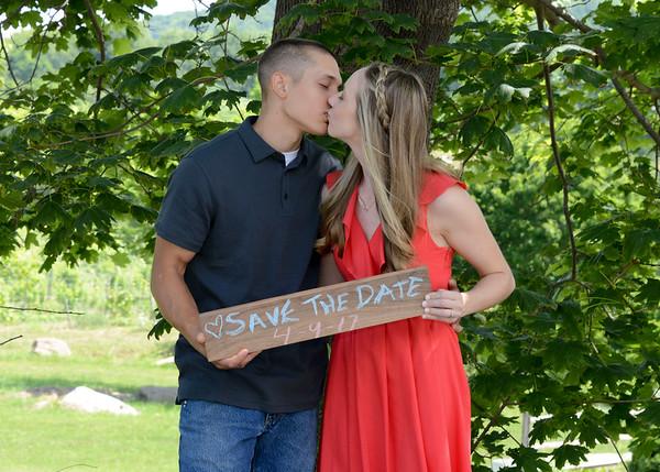 Trish and Anthony Engagement Photos