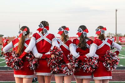 St Agnes Cheerleaders