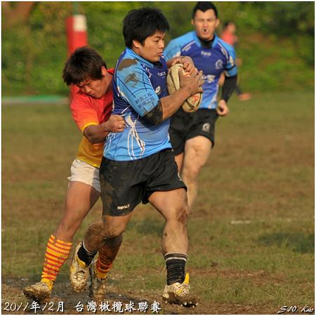 2011台灣聯賽M14-浪人 VS 淡江信望愛(Ronins vs TKOB)