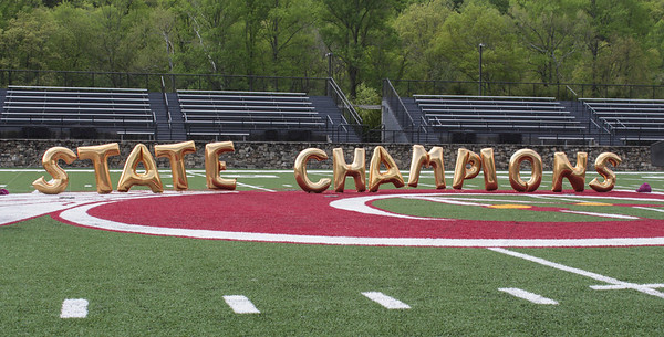 State Championship Ring Ceremony event, May 4