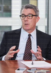 Group Health Coop's CEO Scott Armstrong talks about his company's healthcare strategy