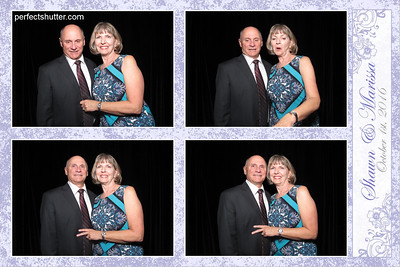 Windsor, Ont: Shawn & Marissa, Photo Booth Rental