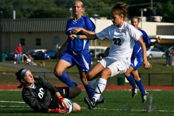 women's soccer - 09/18/07