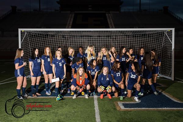 Lady Lobos Varsity Soccer