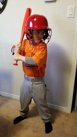 Evan & Eli - Baseball 2016
