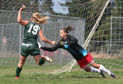 Girls Soccer Eureka v McKinleyville