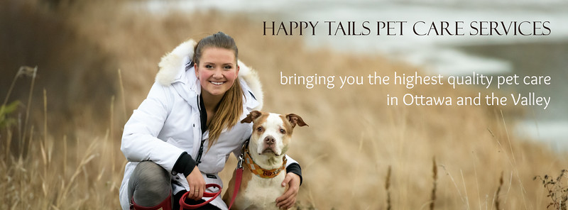 Happy tails Facebook banner
