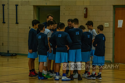 Peabody A Team Boys Basketball
