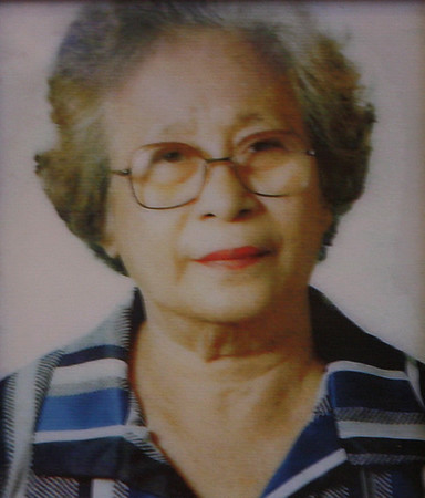 In Memoriam: Avelina (Nena) Sorongon Tijam